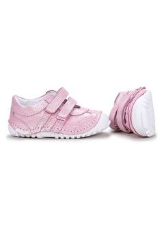 KİKO KİDS Kiko Kids Teo 138 %100 Deri Orto pedik Cırtlı Kız Çocuk Ayakkabı